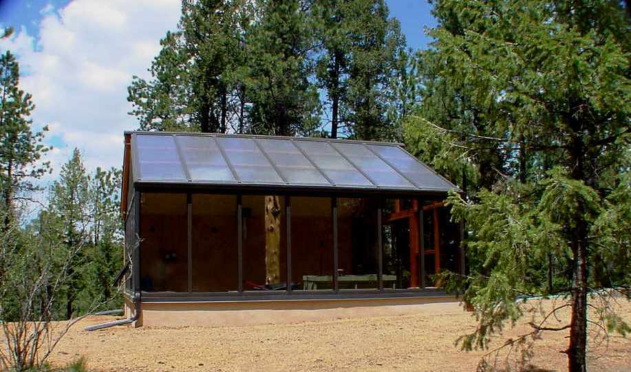 Solar Passive Greenhouse Green Houses And Sunrooms